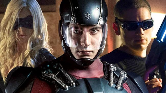 La serie Legends of Tomorrow avrà come protagonisti eroi e criminali