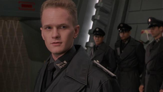 Neil Patrick Harris in Starship Troopers