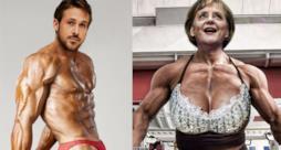 Le celebrità piene zeppe di steroidi