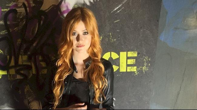 Clary Fray in Shadowhunters