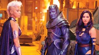Storm, Apocalisse e Psylocke in X-Men: Apocalypse