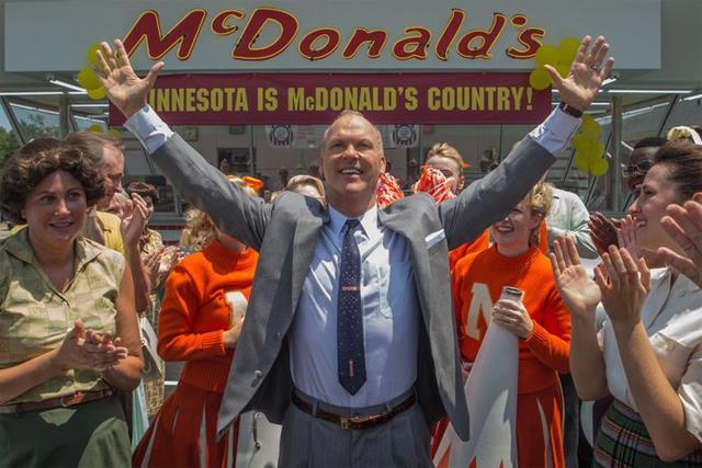 Micheal Keaton interpreta Ray Kroc nel biopic sul fondatore del franchising McDonald's