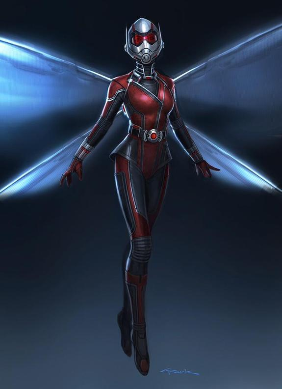 Wasp tornerà in Ant-Man in un sequel che la vedrà protagonista