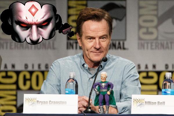 Bryan Cranston pensa al ruolo di Mr. Sinister per un cinecomic