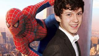 Tom Holland sarà il nuovo volto di Peter Parker