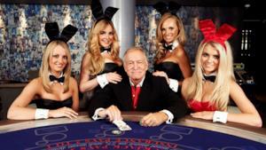 Hugh Hefner e le sue conigliette
