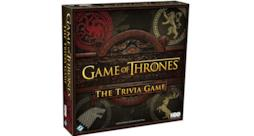 La confezione del Trivial Pursuit di Game of Thrones