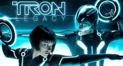 Sam e Quorra in Tron: Legacy