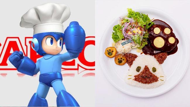 La casa di Megaman offrirà nel suo locale vari menù ispirati ai suoi videogiochi.