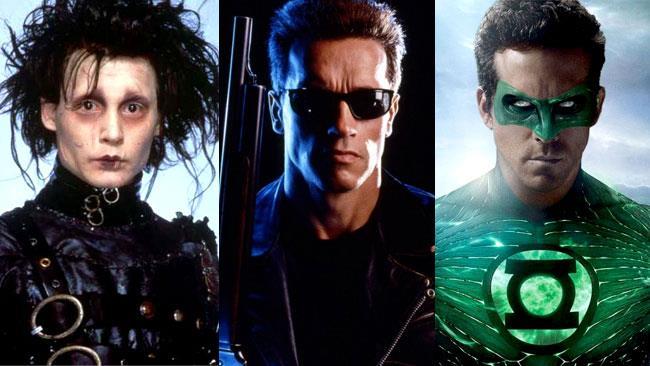 Edward Mani di Forbice, Terminator 2 e Green Lantern sono in TV questa sera