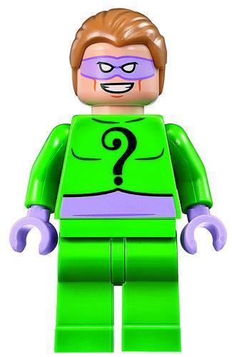 L'Enigmista anni '60 in versione LEGO