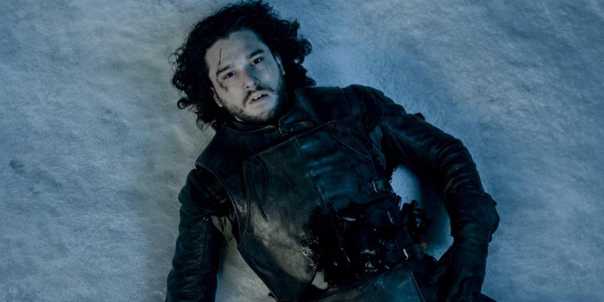 La morte di Jon Snow in Game of Thrones 5
