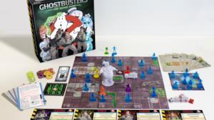 Il gioco da tavolo dei Ghostbusters
