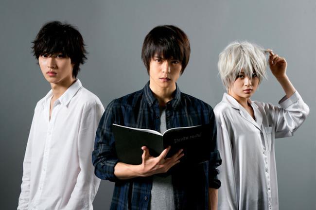 Il cast del nuovo live-action di Death Note