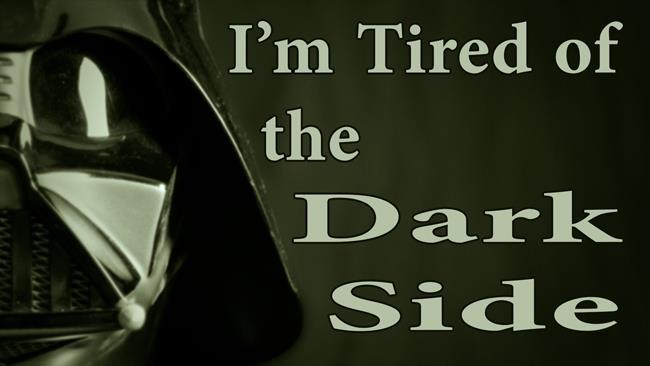Darth Vader canta Hello di Adele