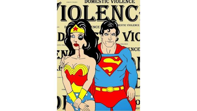 Wonder Woman e Superman