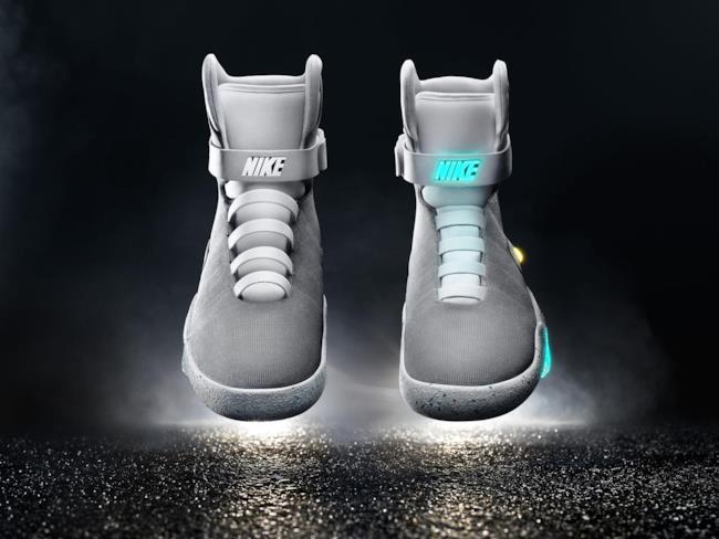 Le Nike Air Mag ufficiali create nel 2015