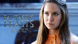 Katherine Waterston sarà parte del cast dello spin-off di Harry Potter