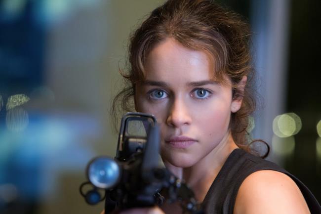 Emilia Clarke sarà Sarah Connor in Terminator: Genisys