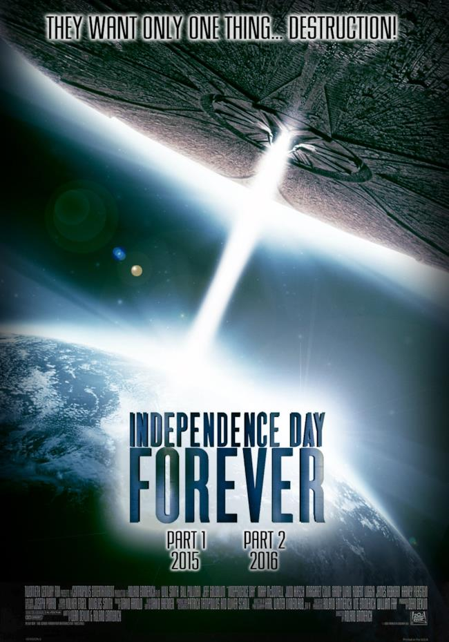 Poster di Independence day 2