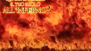 Quale sarebbe il tuo ruolo all'Inferno?