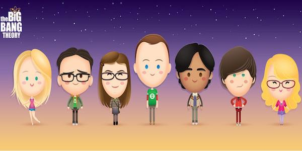Big Bang Theory locandina