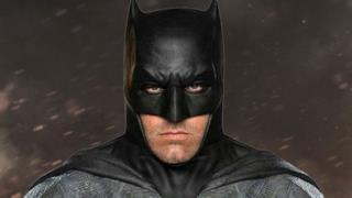Ben Affleck in uniforme da Batman per Batman v Superman: Dawn of Justice
