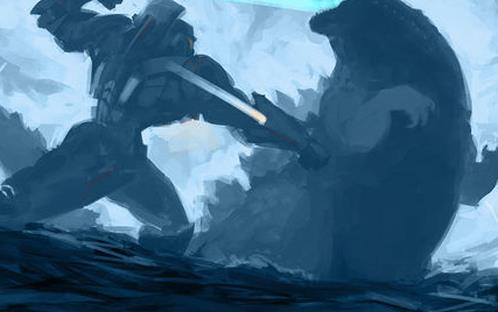 Ti piacerebbe un crossover tra Pacific Rim e Godzilla?