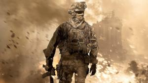 Un'immagine di Call of Duty