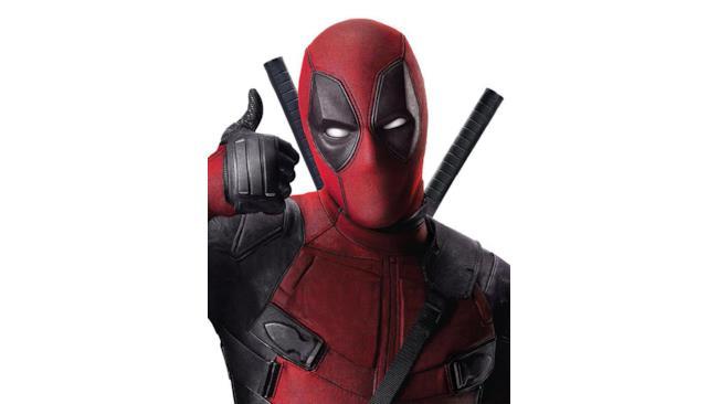 Deadpool fa like a sé stesso sulla copertina di EW