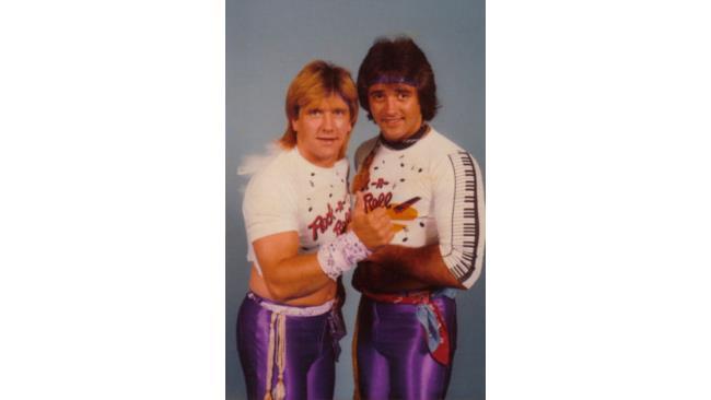 I wrestler negli anni '80