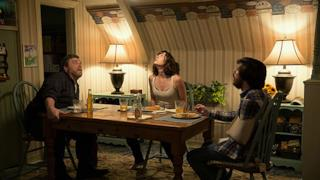 Una scena del film 10 Cloverfield Lane