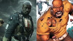 Mike Colter sarà Luke Cage
