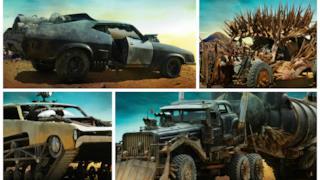 veicoli di Mad Max: Fury Road