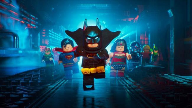 Lego Batman Il Film: i trailer