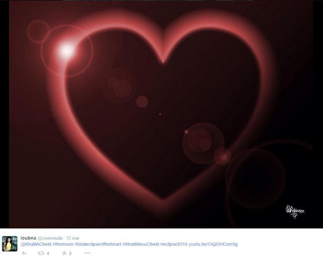 Total Elcipse of Heart eclissi meme
