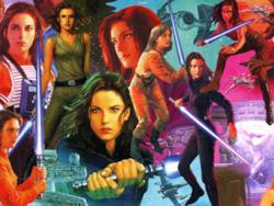 Jaina Solo nei libri di Star Wars