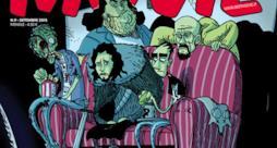 La cover di Best Movie disegnata da Zerocalcare