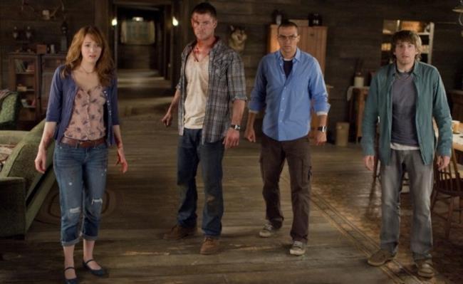 Il cast di Cabin in The Woods; Dana e Marty tornerebbero per un sequel?