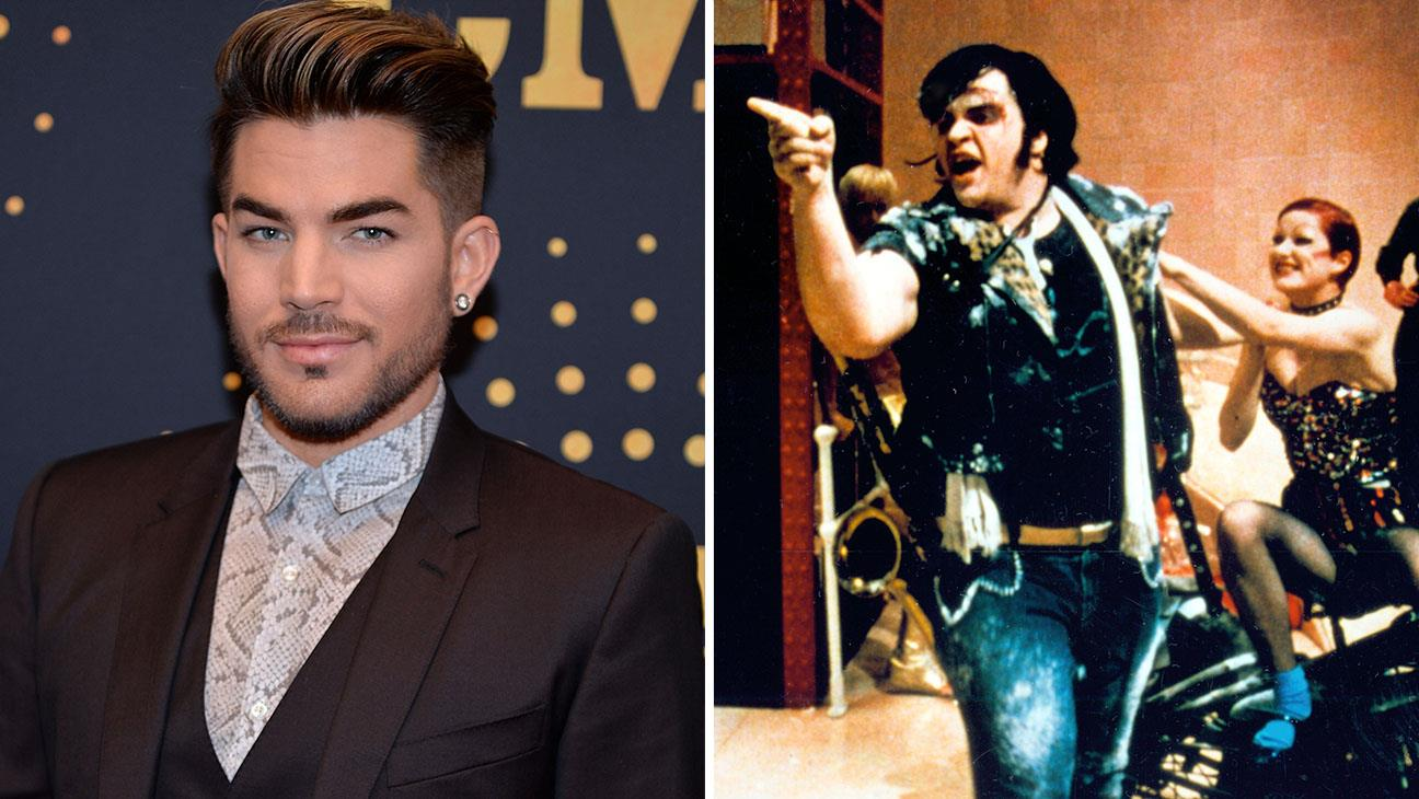 Il personaggio di Eddie di The Rocky Horror Picture Show sarà interpretato da Adam Lambert nel remake TV