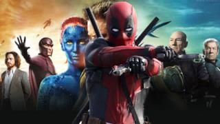 Deadpool con gli X-Men