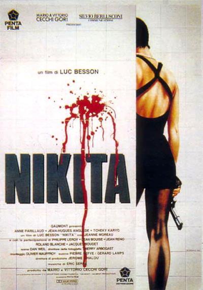 La locandina di Nikita
