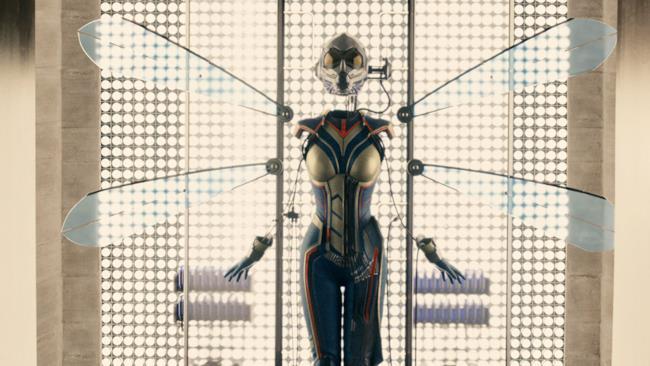 Wasp ha il costume ufficiale pronto, ma non debutterà in Capitan America: Civil War