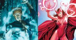 I gemelli Maximoff: Quicksilver e Scarlet Witch