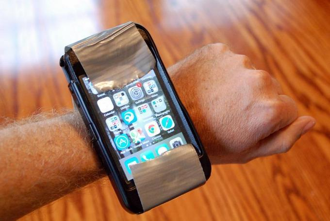 Apple Watch fai da te