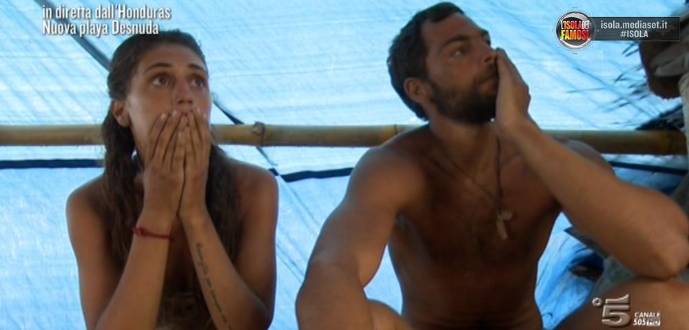 L'orrore di Cecilia e Brice a Playa Desnuda