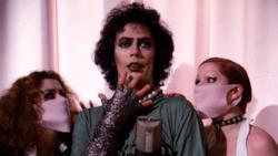 Frank 'N Furter nella pellicola del 1975 del Rocky Horror Picture Show