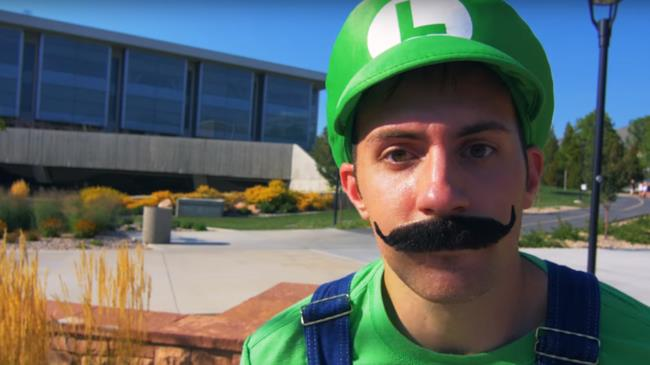 Mario e Luigi si danno al parkour in un nuovo video