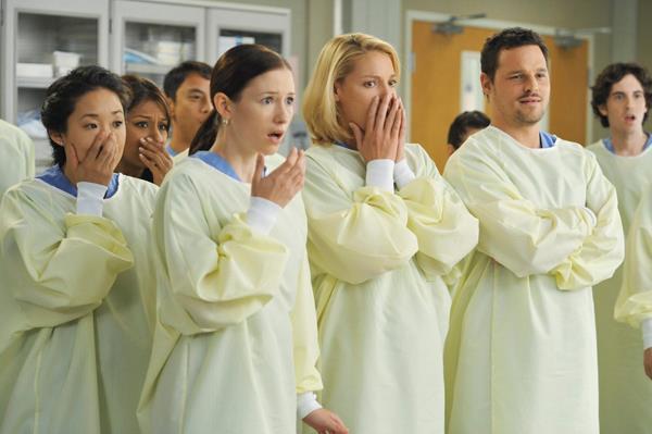 Shock in Grey's Anatomy