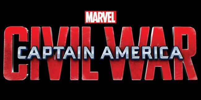 Il nuovo logo di Capitan America: Civil War